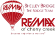 Shelly Bridge Remax logo