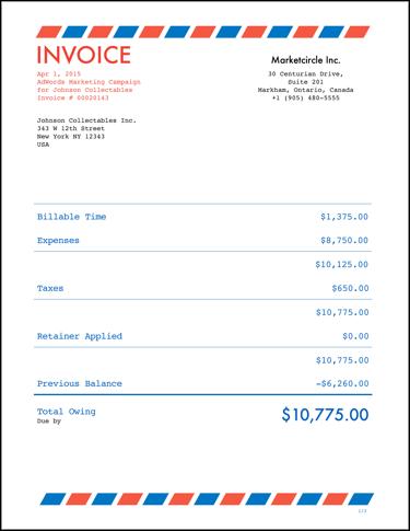 Invoicing On Your Mac Iphone Ipad Marketcircle