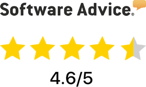 4.6 out of 5 stars on Software Advice