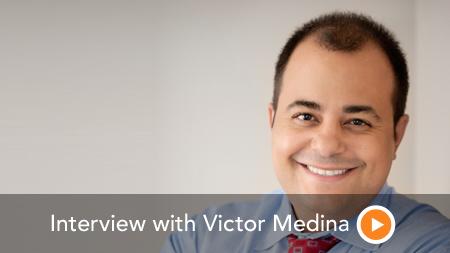 Victor Medina Interview