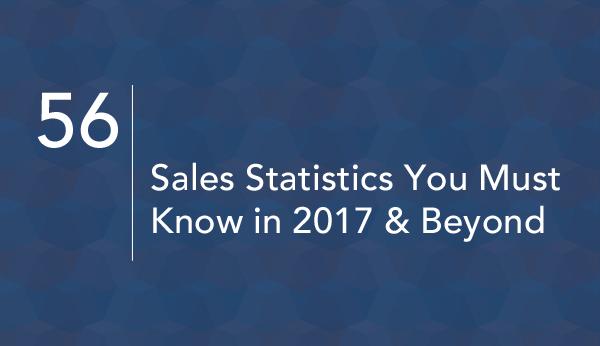 sales statistics for 2017