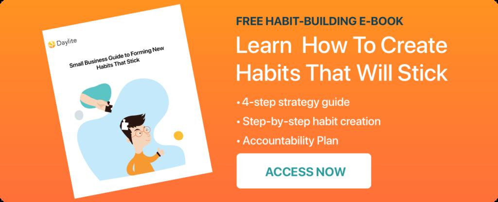 habit building ebook image