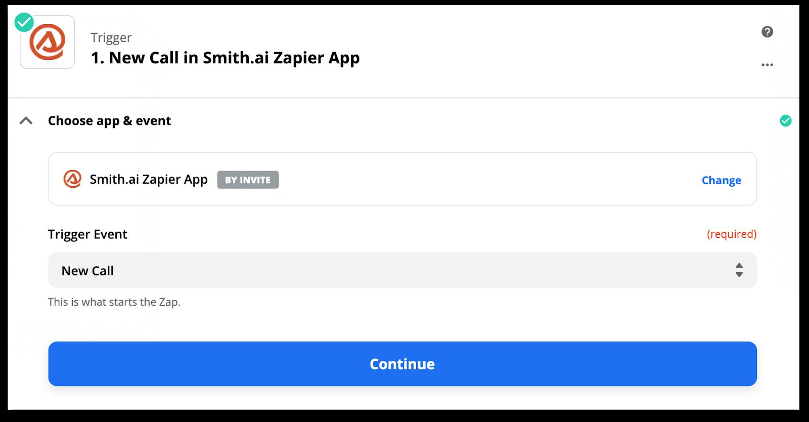 Daylite Zapier screenshot 1